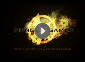 The Gunger Games